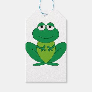 Frog 1 gift tags