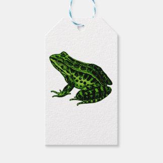 Frog 2 gift tags