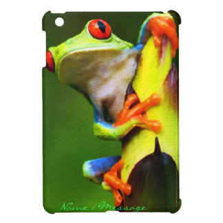 Frog 2 iPad mini cover