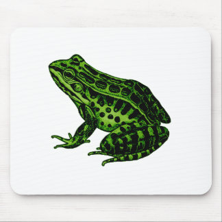 Frog 2 mouse pad