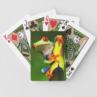 Frog 2 Playing Cards