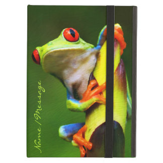 Frog 2 Powiscase Image Options Case For iPad Air