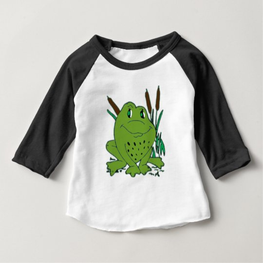 Frog 3 baby T-Shirt