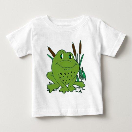 Frog 3 baby T-Shirt