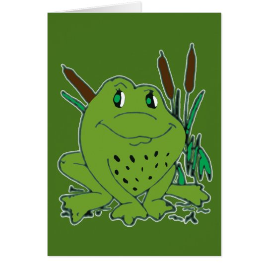Frog 3 card