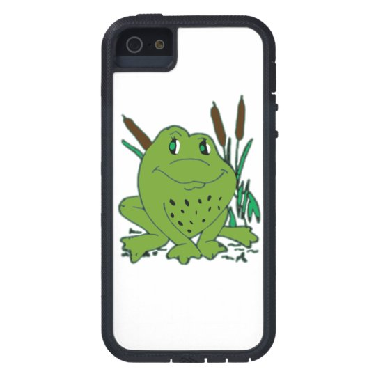 Frog 3 case for the iPhone 5