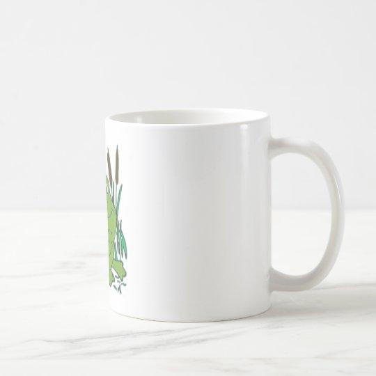 Frog 3 coffee mug
