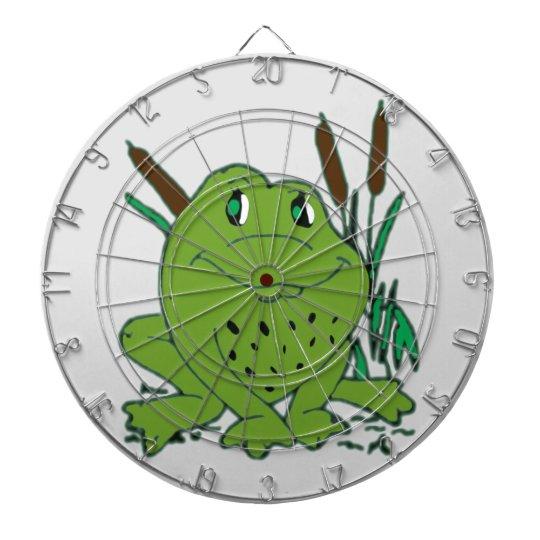 Frog 3 dartboards