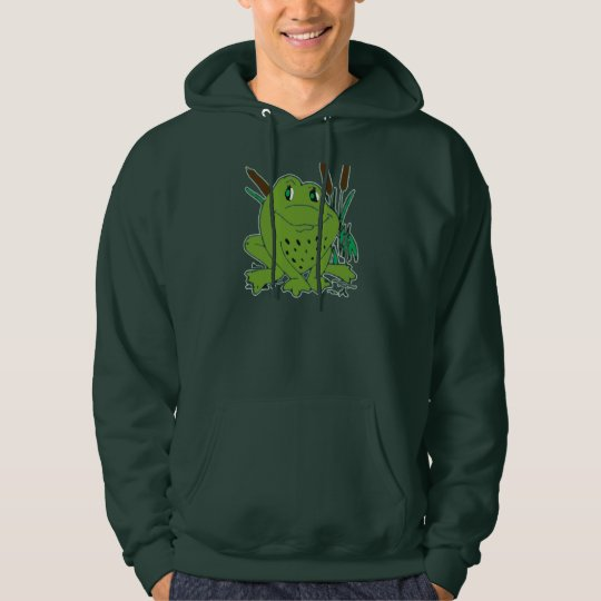 Frog 3 hoodie