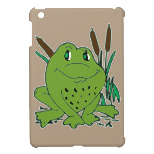 Frog 3 iPad mini cover