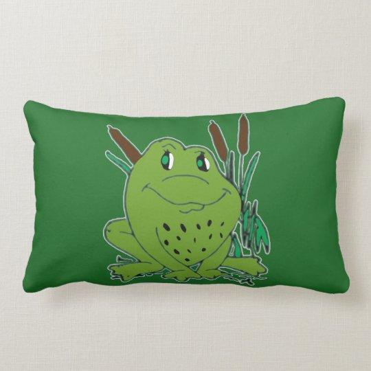 Frog 3 lumbar pillow