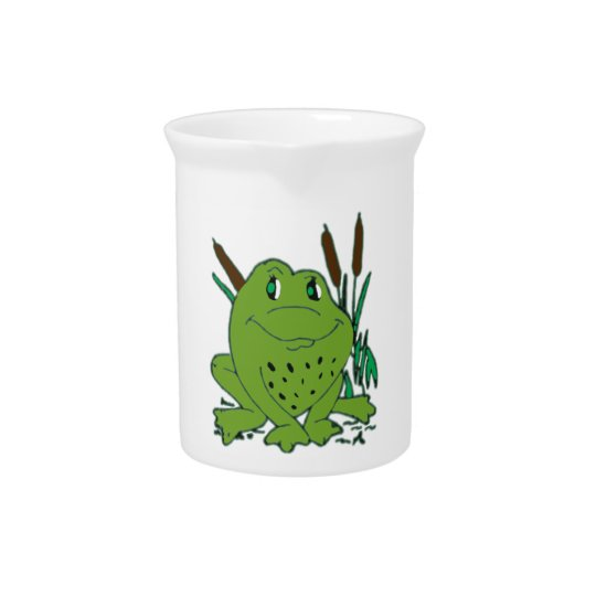 Frog 3 pitcher