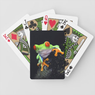 Frog 3 Playing Cards