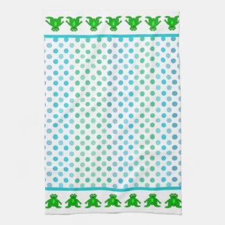Frog American MoJo Kitchen Towel