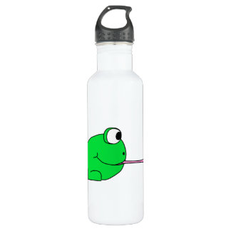 Frog and Fly. 710 Ml Water Bottle