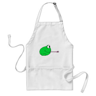 Frog and Fly. Aprons