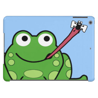 Frog and Fly Cover For iPad Air