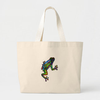 Frog and Frosch Large Tote Bag