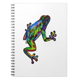 Frog and Frosch Notebook