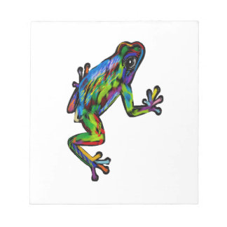 Frog and Frosch Notepad