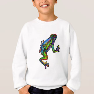 Frog and Frosch Sweatshirt