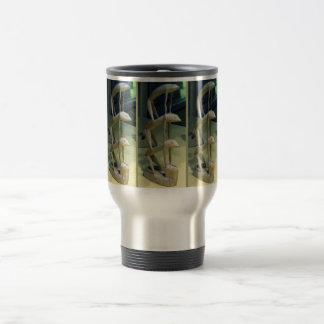 Frog Art CB Stainless Steel Travel Mug