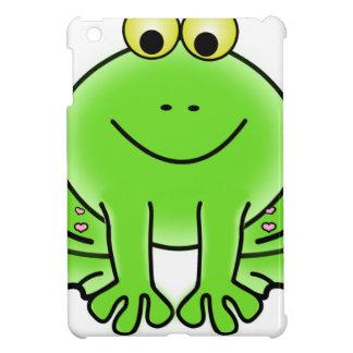 frog art inspiration green design case for the iPad mini