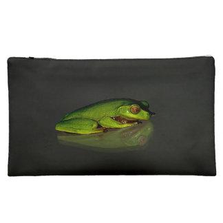 Frog Cosmetics Bags