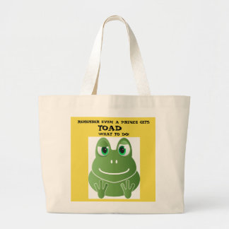 Frog bags,mugs,t-shirts and other items. large tote bag