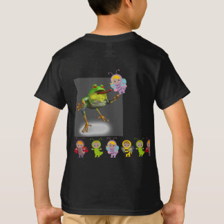 Frog Behaving Badly T-Shirt