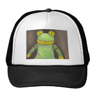 Frog Boy Mesh Hat