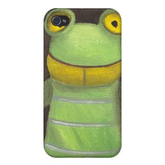 Frog Boy iPhone 4/4S Case