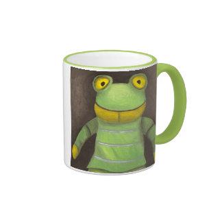 Frog Boy Mug
