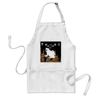 FROG BRICK BACKGROUND PRODUCTS APRON