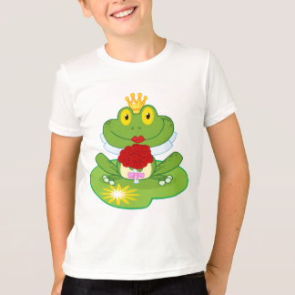 Frog bride shirt