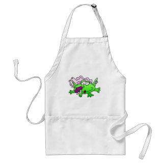 Frog Bride T-shirts and Gifts Aprons
