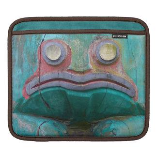 Frog Carving Sleeves For MacBook Air