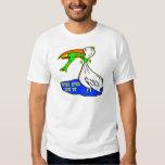 Frog Choking Bird Never Ever Give Up Shirt