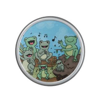 Frog Chorus Bluetooth Speaker