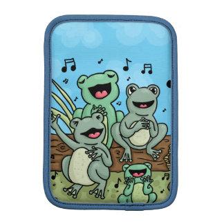 Frog Chorus iPad Mini Sleeve