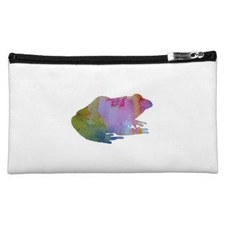 Frog Cosmetic Bag