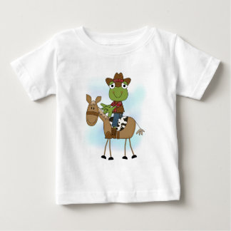 Frog Cowboy With Horse Tshirts and Gifts