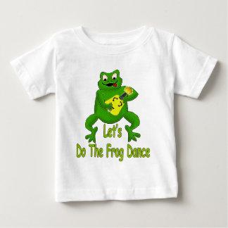 Frog Dance Baby T-Shirt