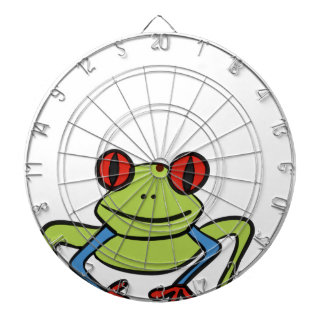 Frog Dart Boards