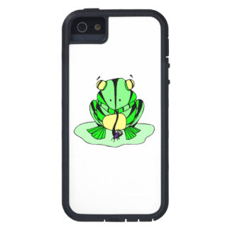 Frog Eating Fly Cover For iPhone 5/5S