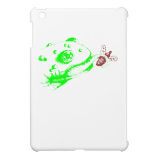 Frog Eating Fly Cover For The iPad Mini