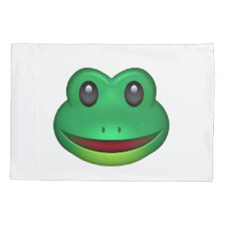 Frog - Emoji Pillowcase