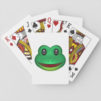 Frog - Emoji Playing Cards