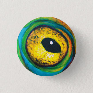Frog eye painting button