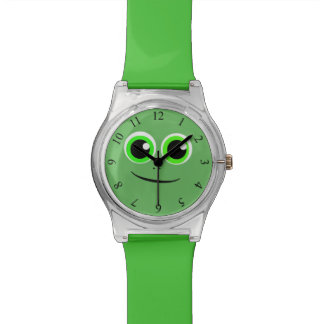 Frog Face Watch